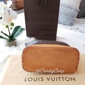 Louis Vuitton Bags - AUTHENTIC LOUIS VUITTON MONOGRAM LOCKIT PM